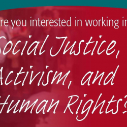 Apply to the WGSS BA/MA Track in Feminist Practices for Social Change