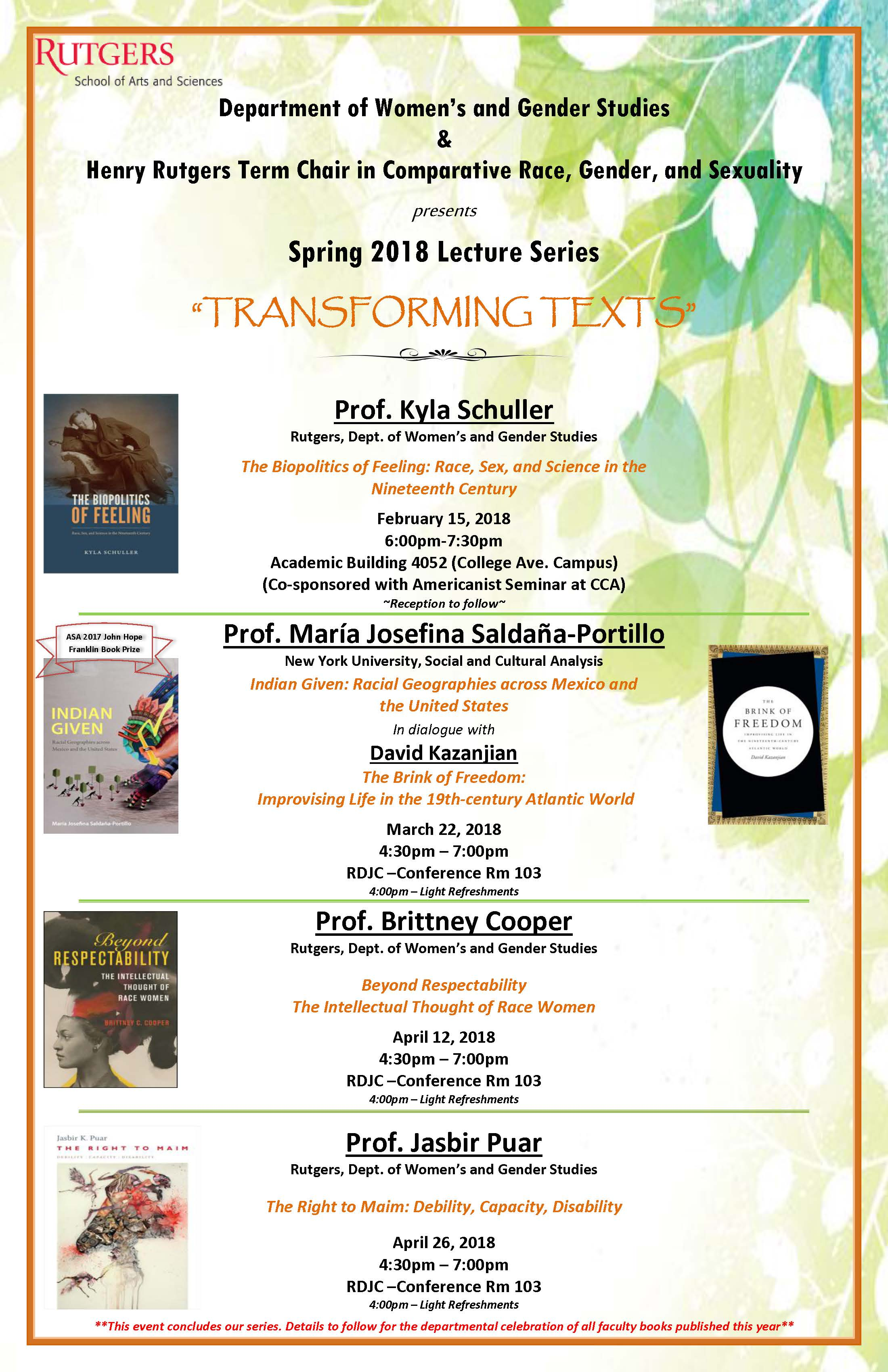 WGS HRTCCRGS Spring 2018 Lecture Series Flyer 3d9f4